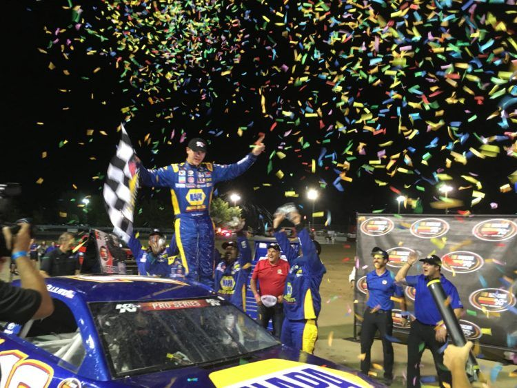 Gilliland Edges Eggleston In Thrilling Roseburg Race