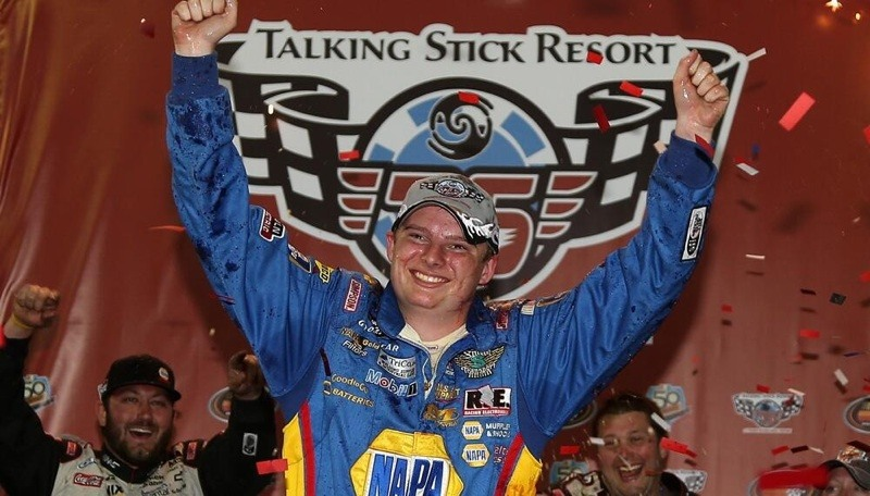 Custer Leads BMR Charge
