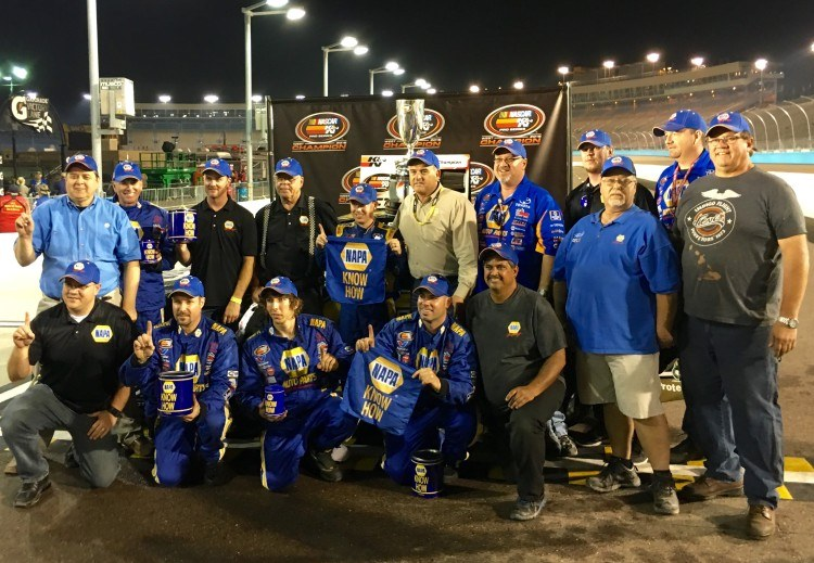 Eggleston Wraps Up K&N Pro Series